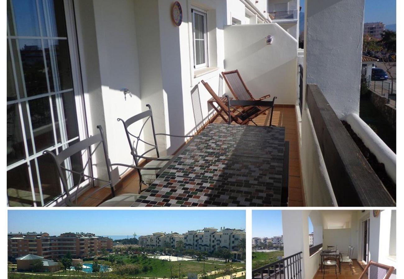 Apartamento en Manilva - Residencial Duquesa 2096