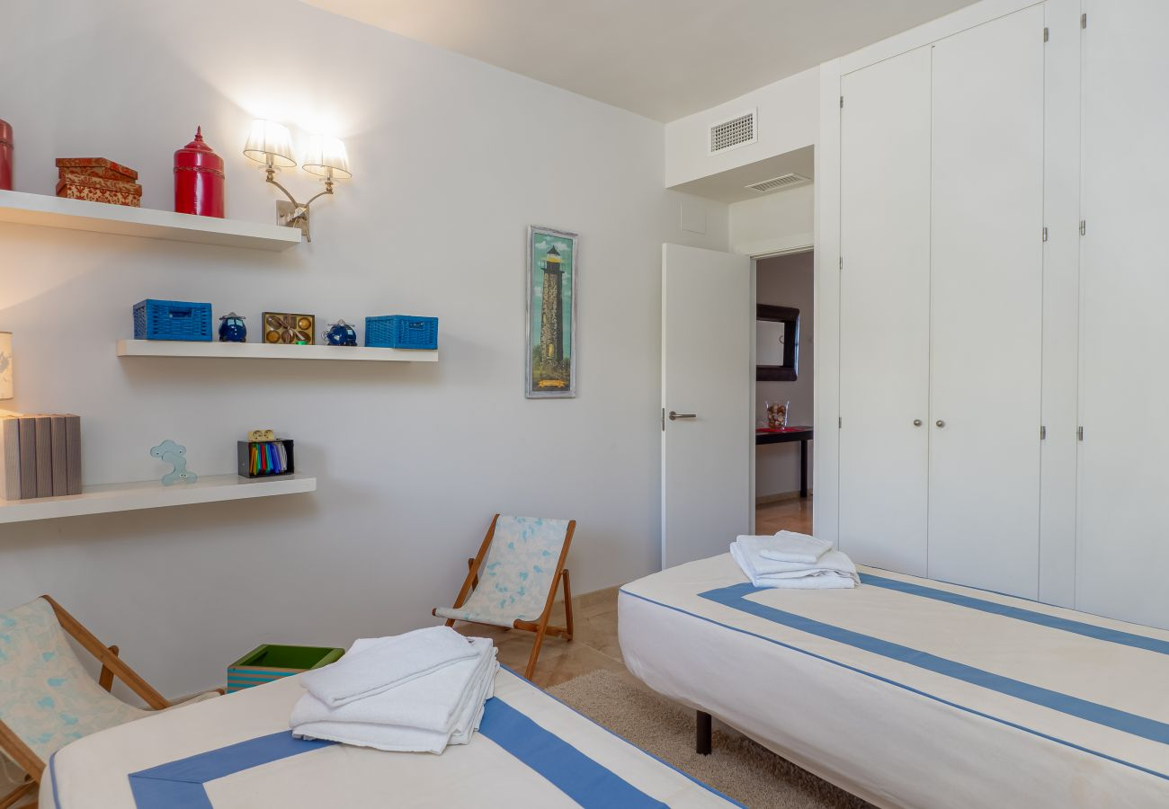 Apartamento en Manilva - Rock Bay II 2055