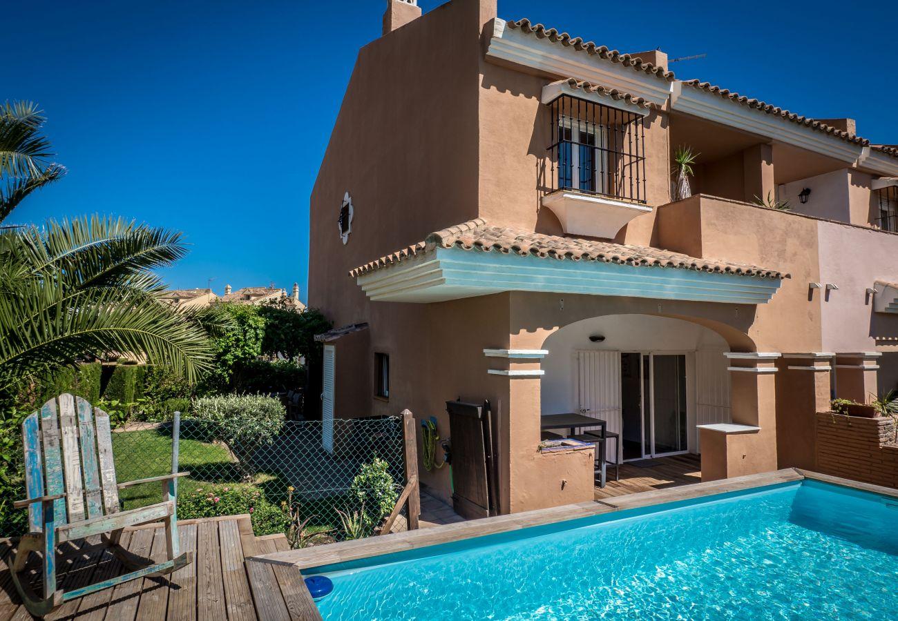 Villa en Sotogrande - Villa Alamar Alcaidesa 2166