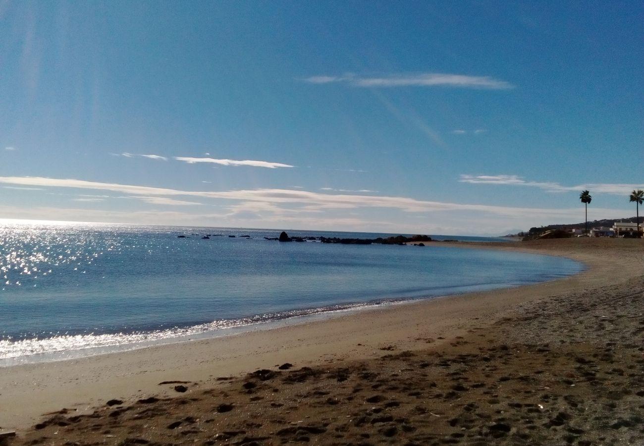 Zapholiday - 2183 - Alquiler de vacaciones apartamento Manilva  – playa