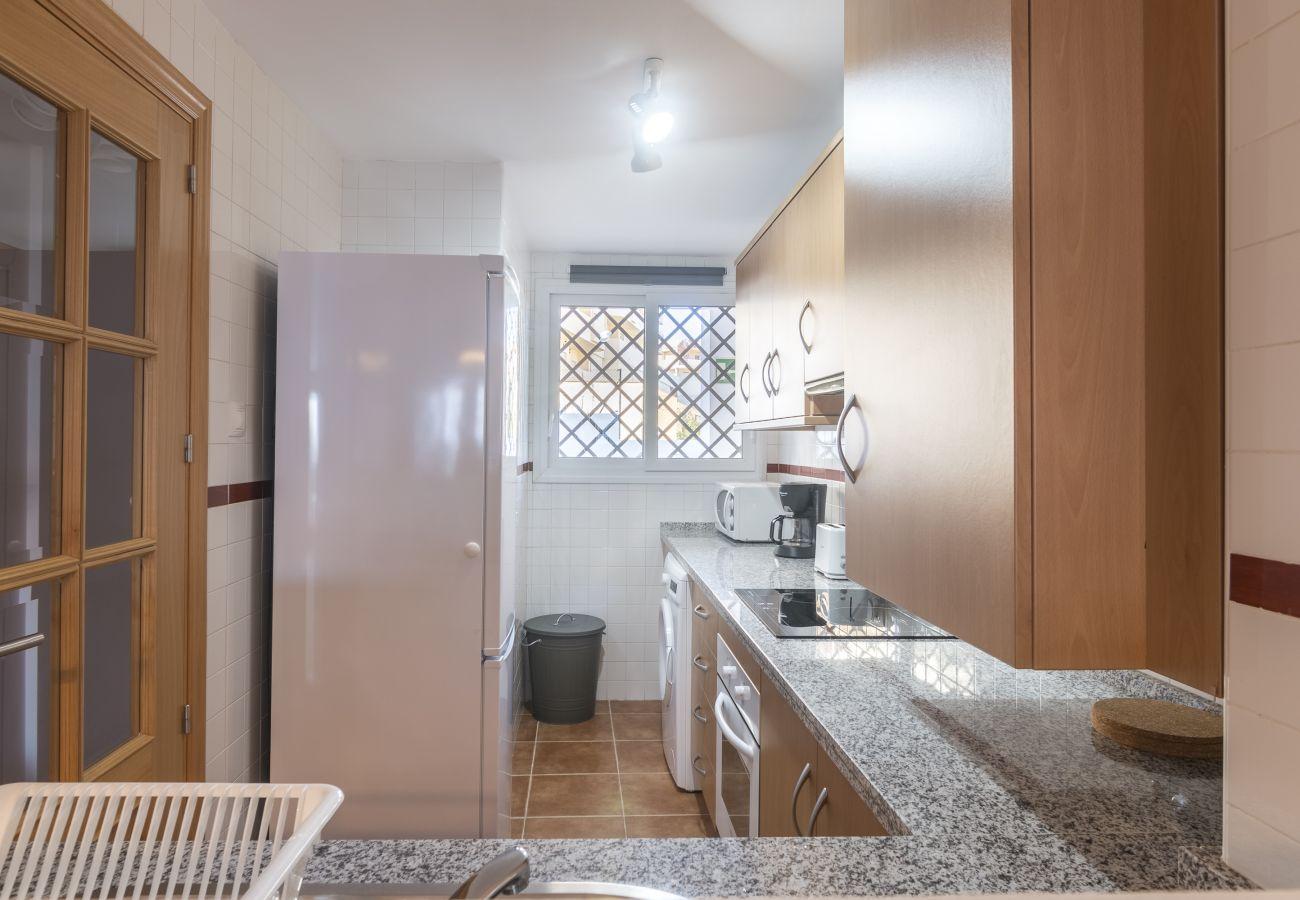 Zapholiday - 2187 - Manilva - alquiler de apartamento - cocina