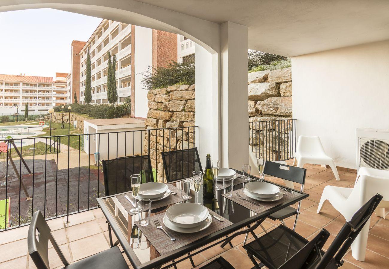 Alquiler de vacaciones apartamento Zapholiday - 2187 - Manilva - terraza