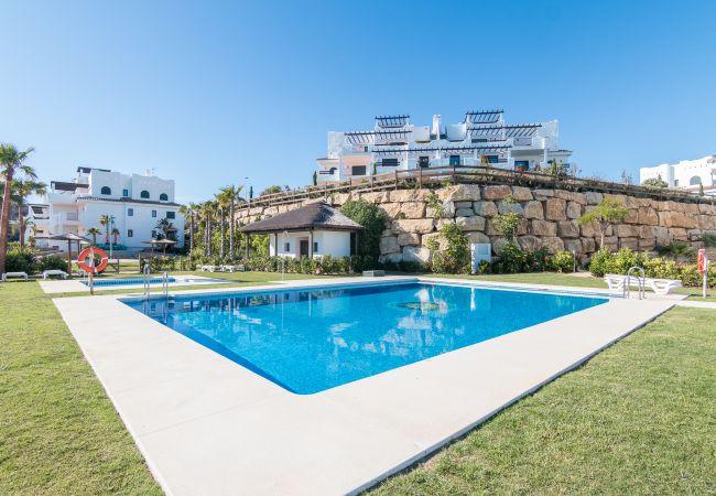 Zapholiday - 2186 - alquiler de apartamentos Casares - Piscina