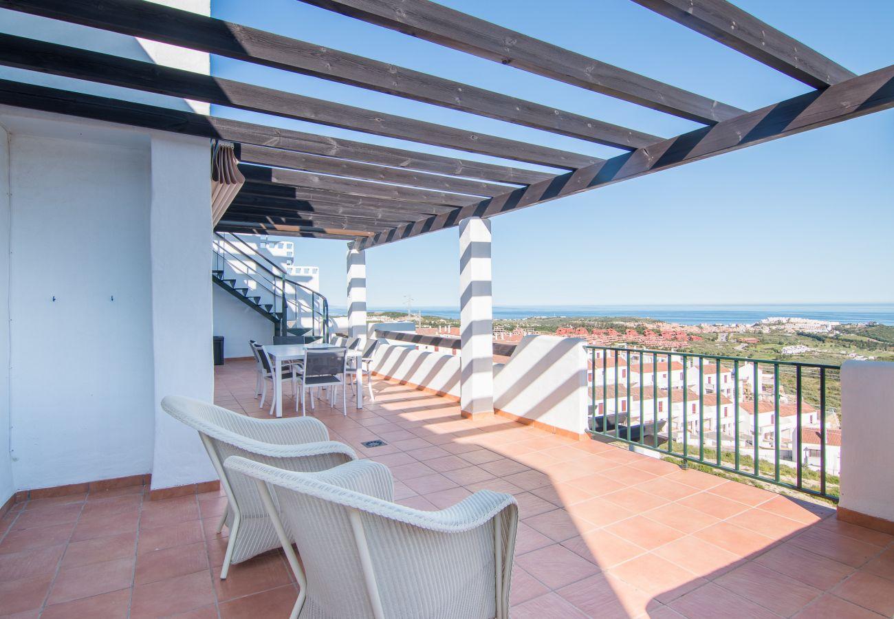 Zapholiday - 2186 - alquiler de apartamentos Casares - vista al mar