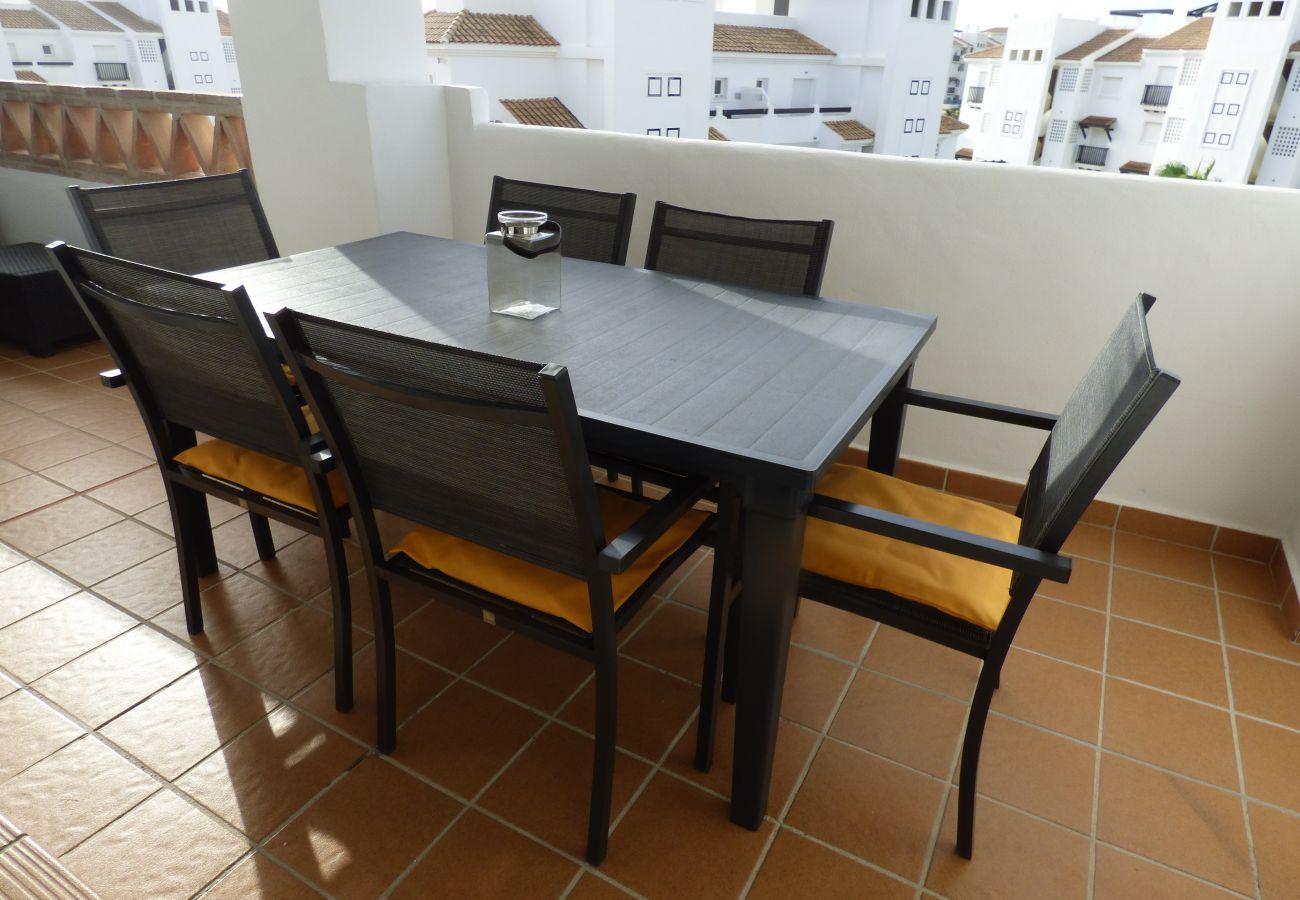 Zapholiday - 2189 - Sabinillas - alquiler de apartamento - terrasse