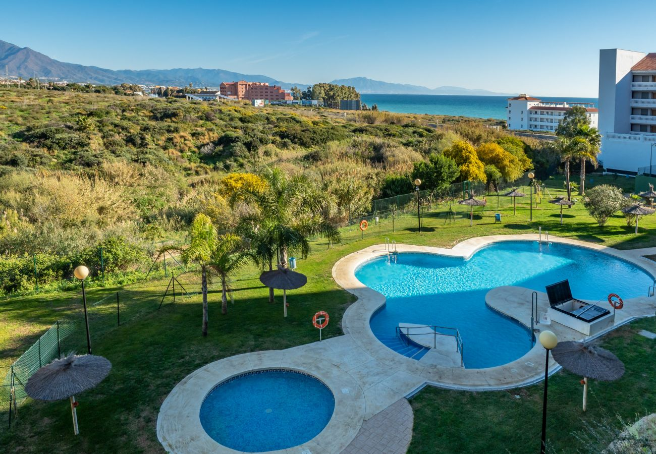 Zapholiday - 2188 - Alquiler de vacaciones apartamento  - Manilva - piscina