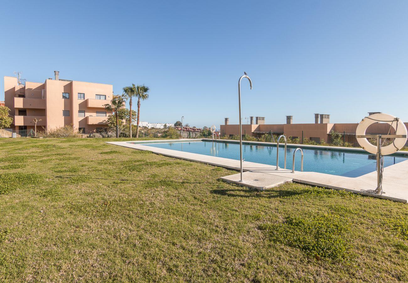 Zapholiday - 2020 - Alquiler de vacaciones apartamento - Manilva - piscina
