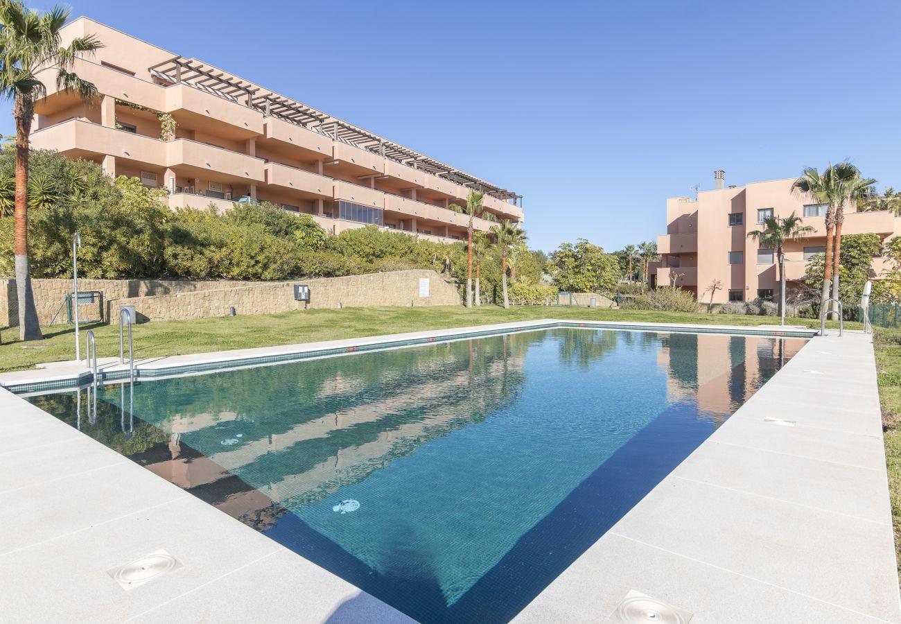 Zapholiday - 2020 - Alquiler de vacaciones apartamento Manilva - piscina