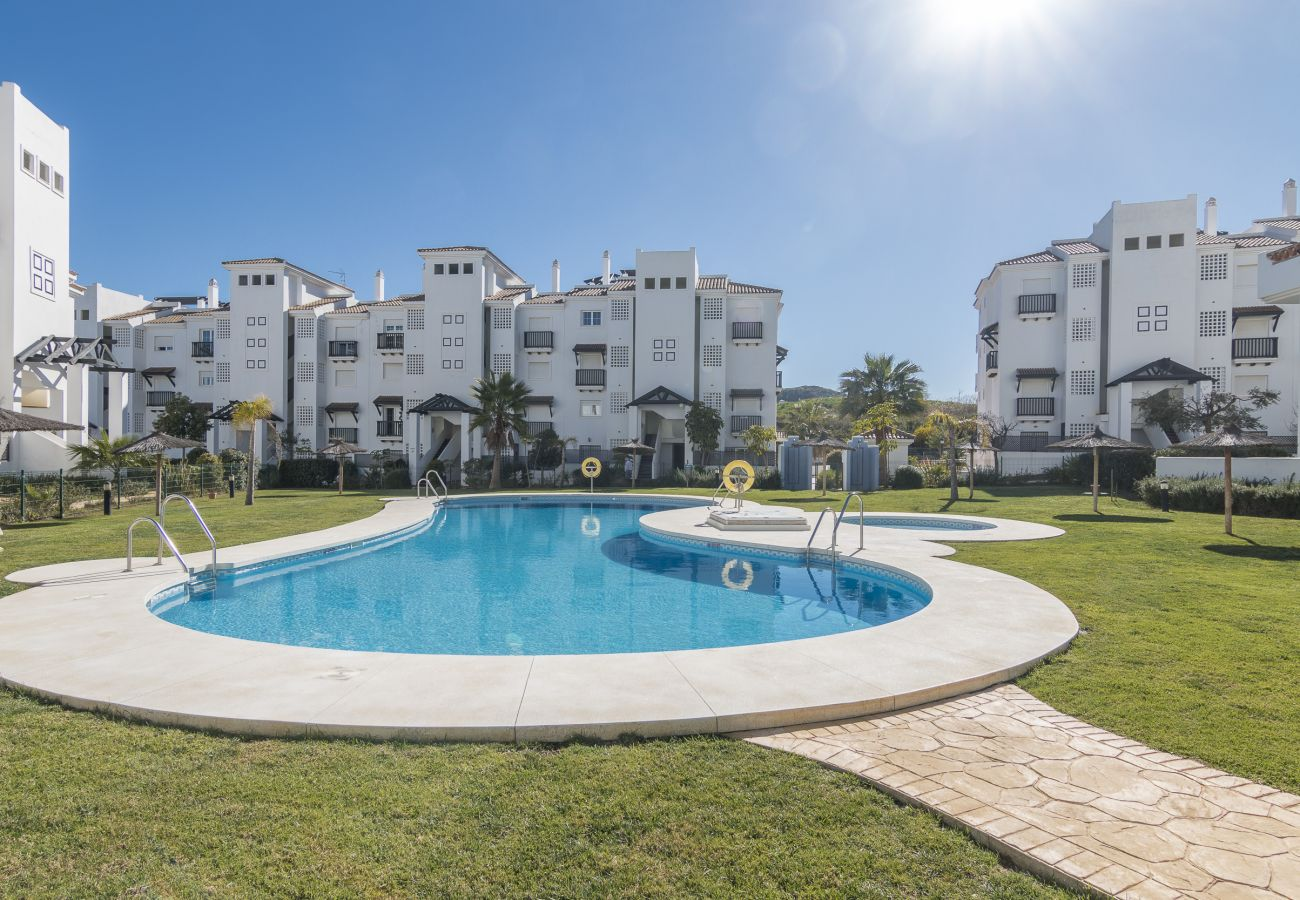 Zapholiday - 2197 - Alquiler de vacaciones apartamento Manilva - piscina