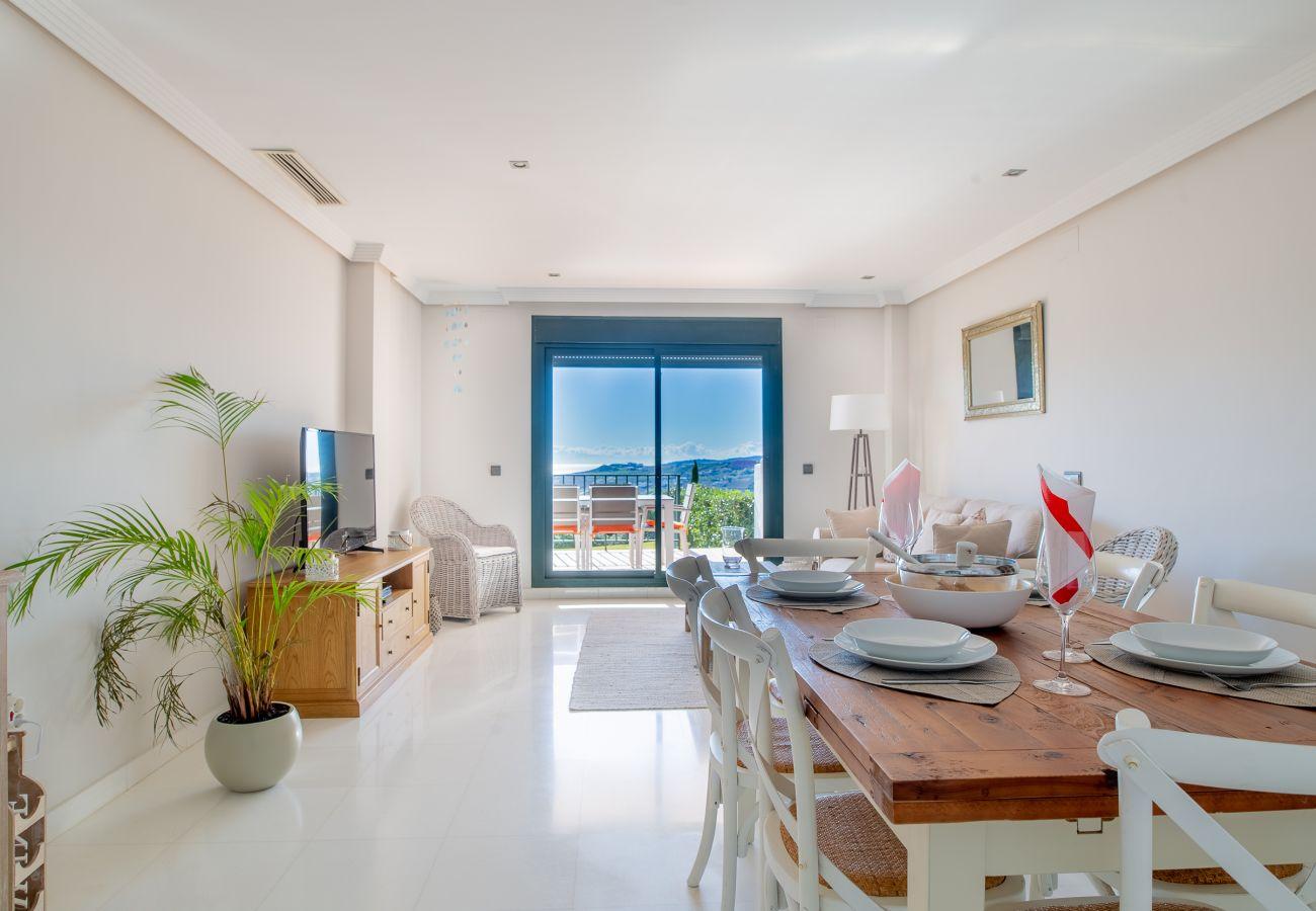 Zapholiday - 2193 - alquiler de apartamentos Casares - sala de estar