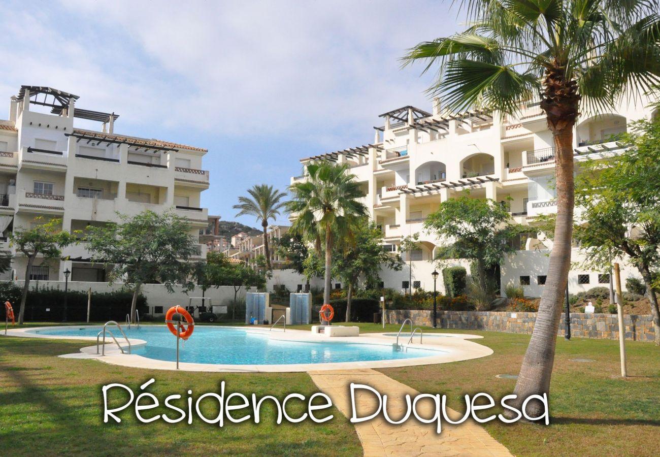 Zapholiday - 2201 - Alquiler de vacaciones apartamento Manilva - piscina