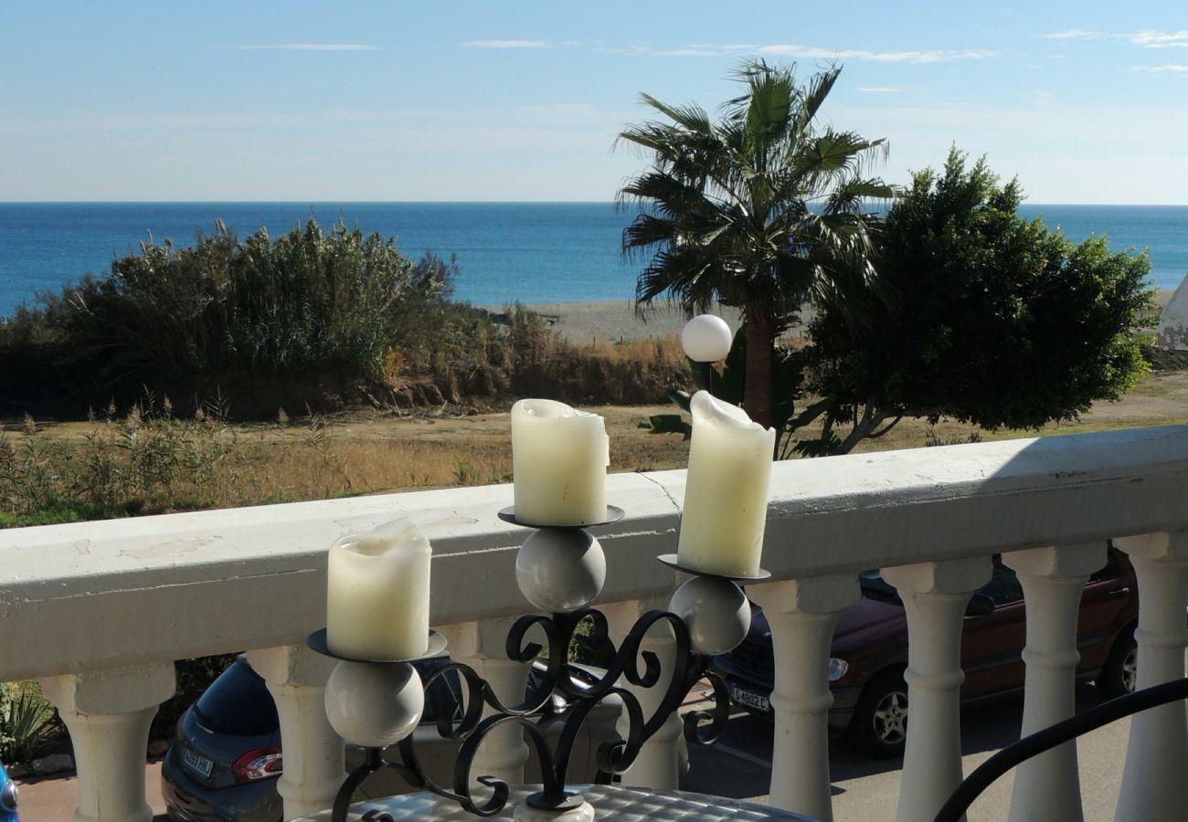Zapholiday - 2203 - Alquiler de villa en Manilva - playa