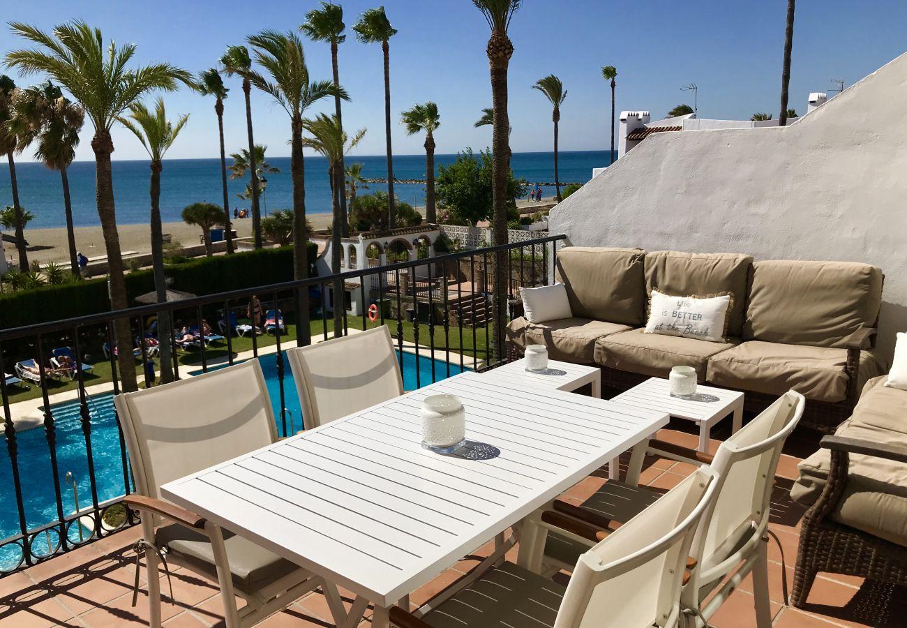 Zapholiday - 2204 - Duquesa apartamento de vacaciones - terraza