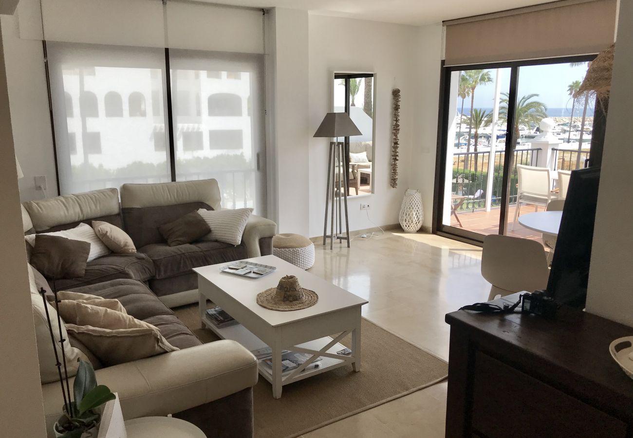 Zapholiday - 2204 - Duquesa apartamento de vacaciones - salon