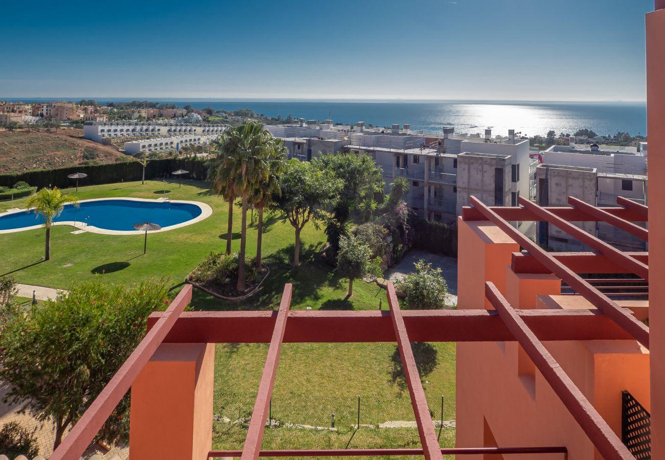 Zapholiday - 2205 - Alquiler de vacaciones apartamento  Manilva - piscina