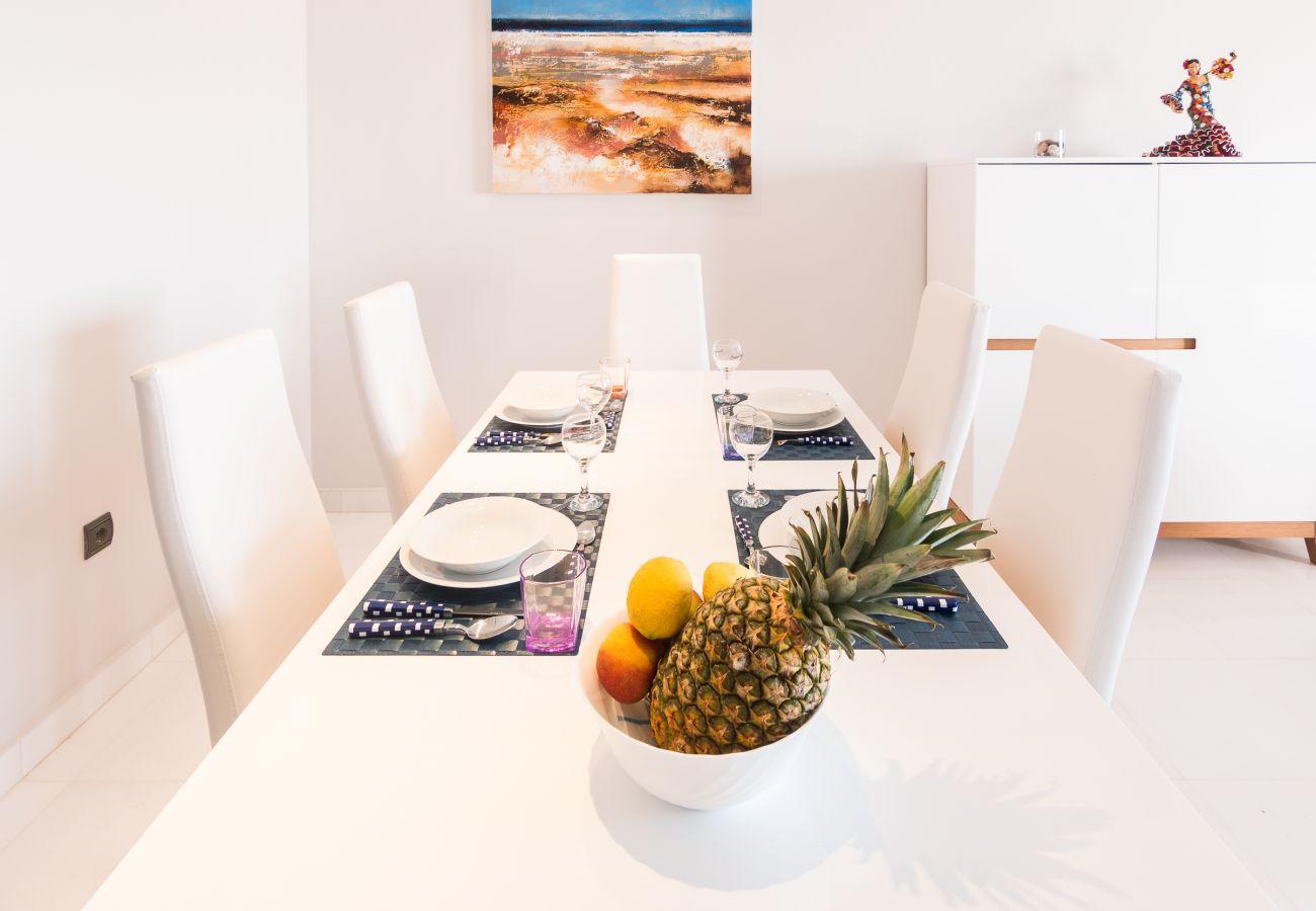 Zapholiday - 2207 - Alquiler de vacaciones apartamento Casares - salon
