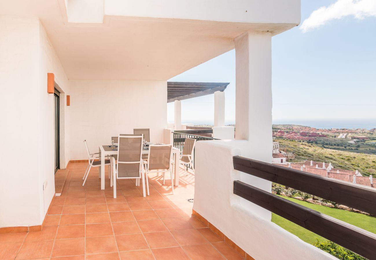 Zapholiday - 2207 - Alquiler de vacaciones apartamento Casares - terraza