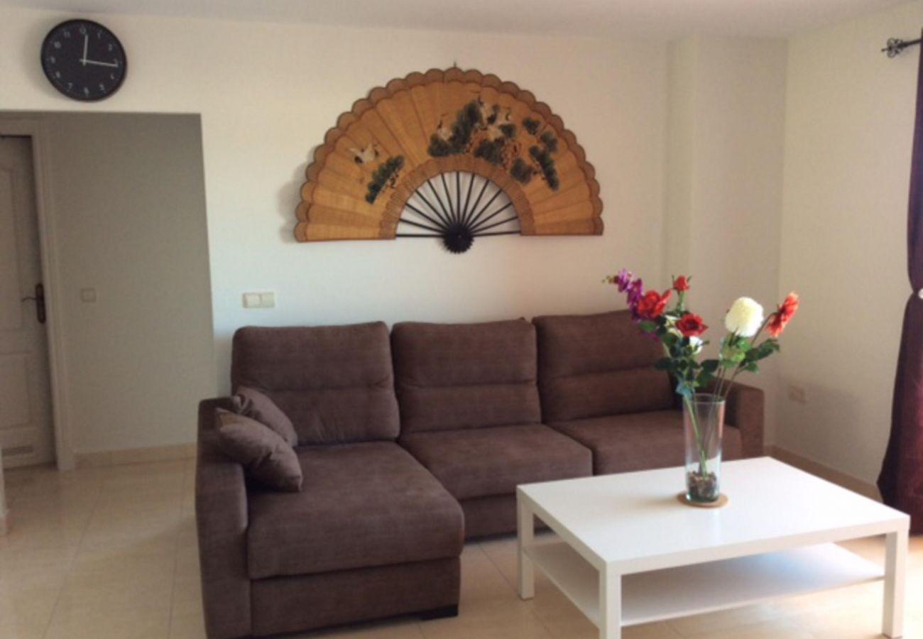 Zapholiday - 2208 - apartamento de vacaciones la Duquesa - salon
