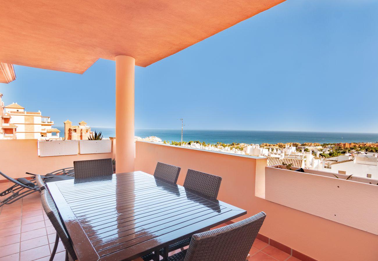 Zapholiday - 2211 - apartamento de vacaciones la Duquesa - vista al mar
