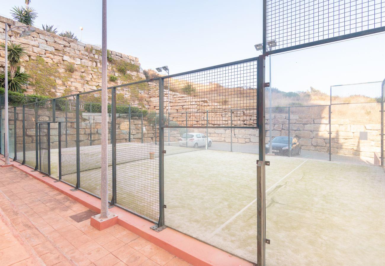 Zapholiday - 2211 - apartamento de vacaciones la Duquesa - tenis