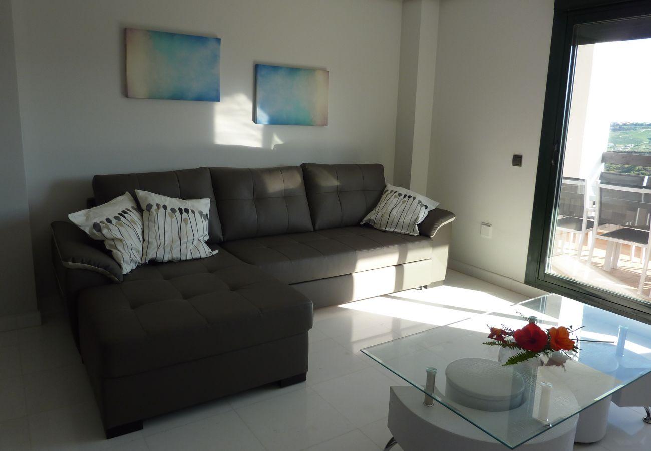 Zapholiday - 2215 - alquiler de apartamentos Casares - sala de estar