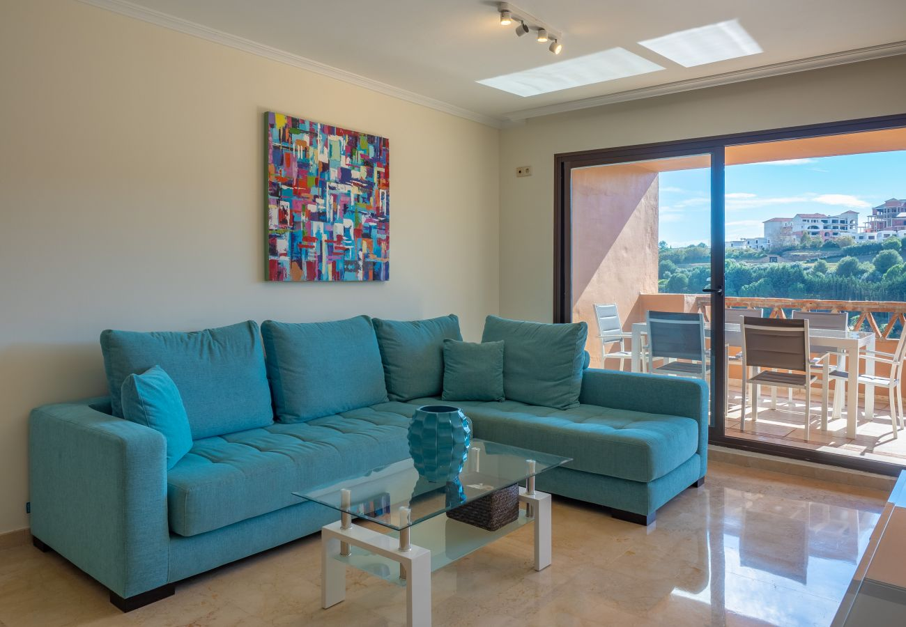 Zapholiday - 2225 - Alquiler de vacaciones apartamento Casares - salon
