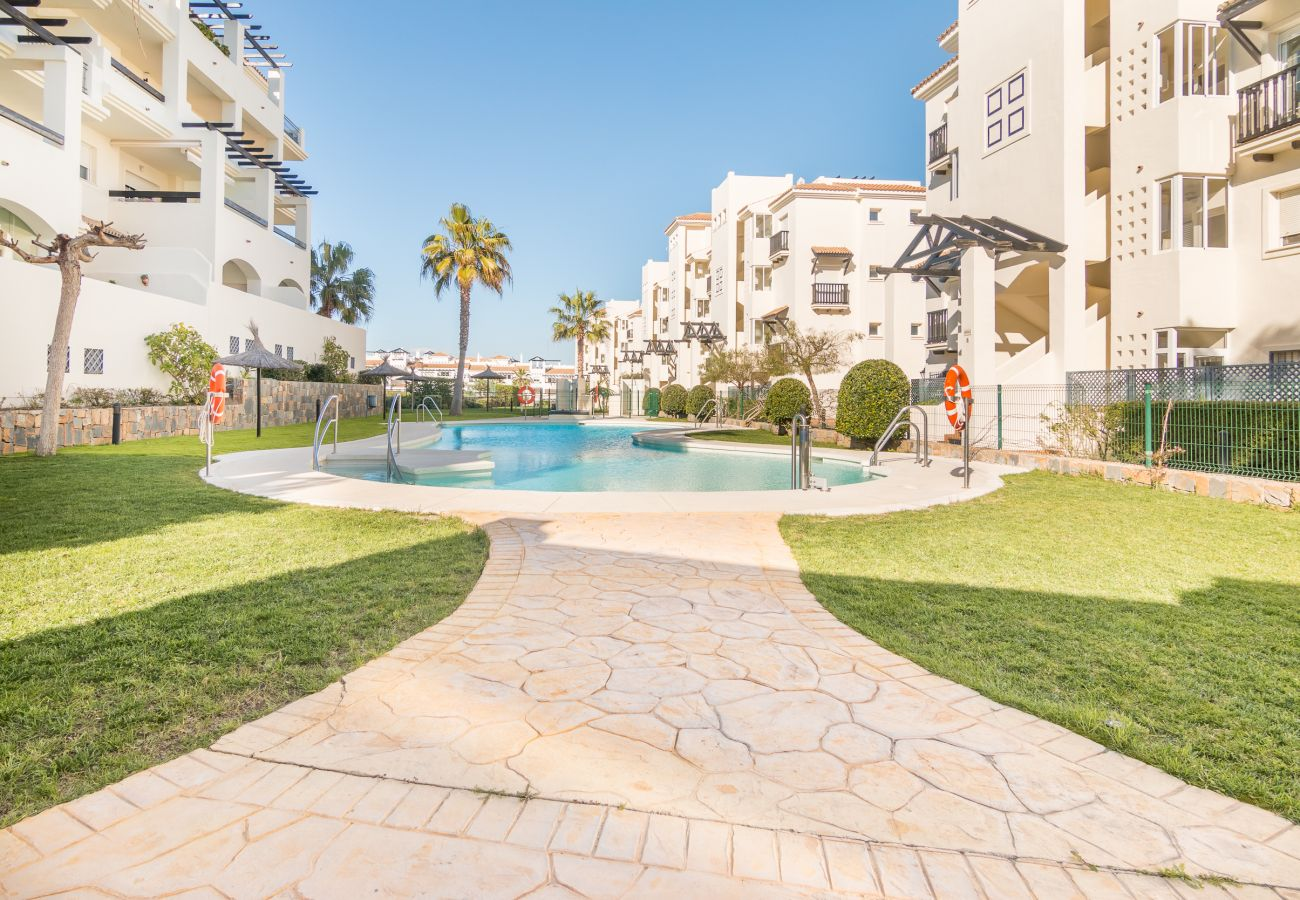 Zapholiday - 2222 - Alquiler de vacaciones apartamento Manilva - piscina