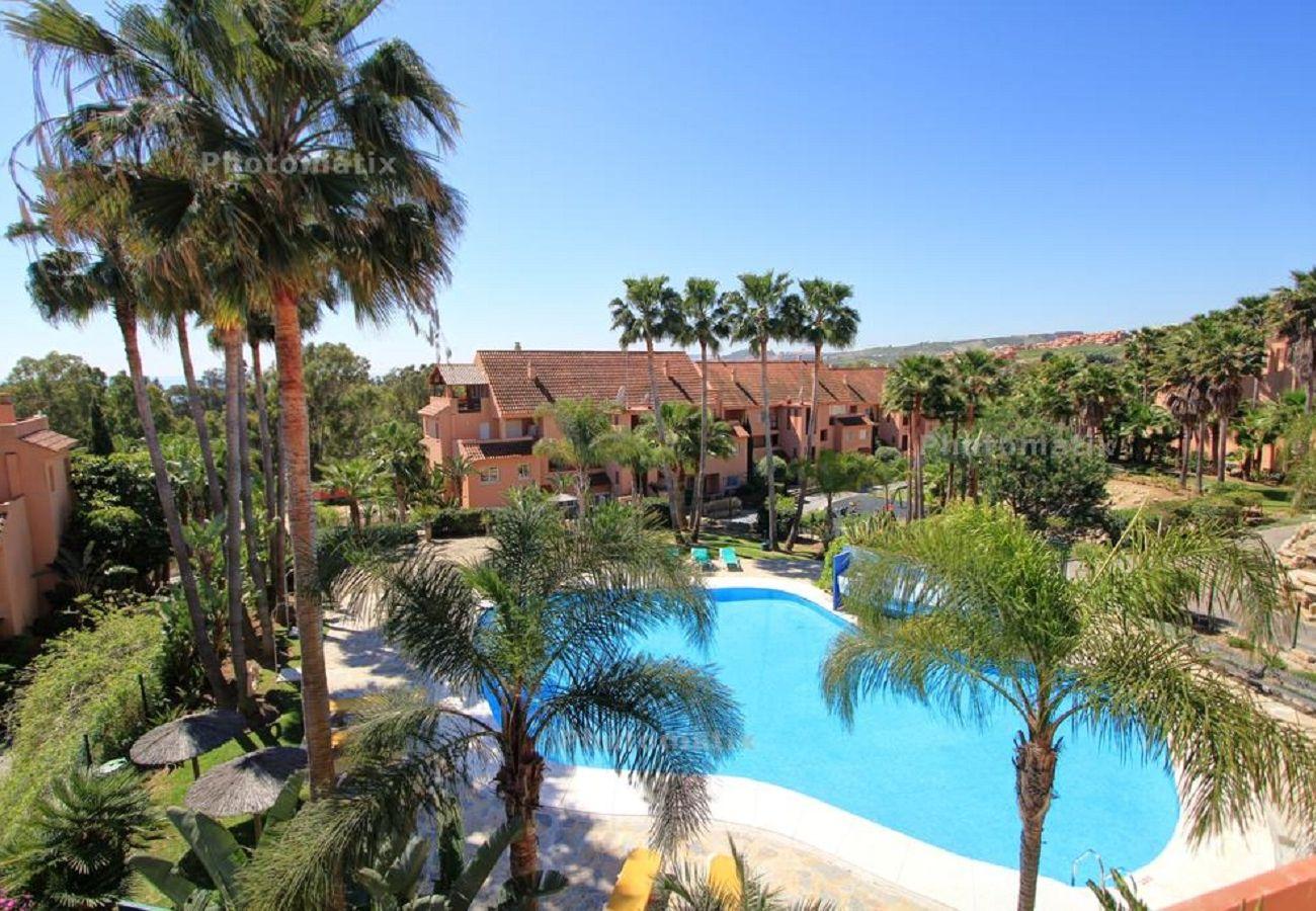 Zapholiday - 2231 - Alquiler de vacaciones apartamento Casares - piscina