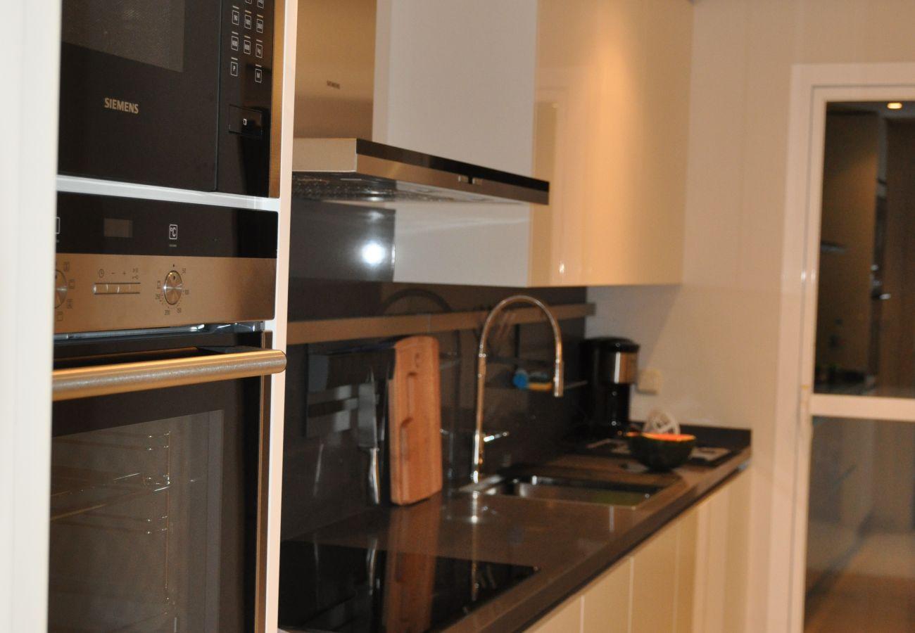 Apartamento en Estepona - Alcazaba Lagoon 2221