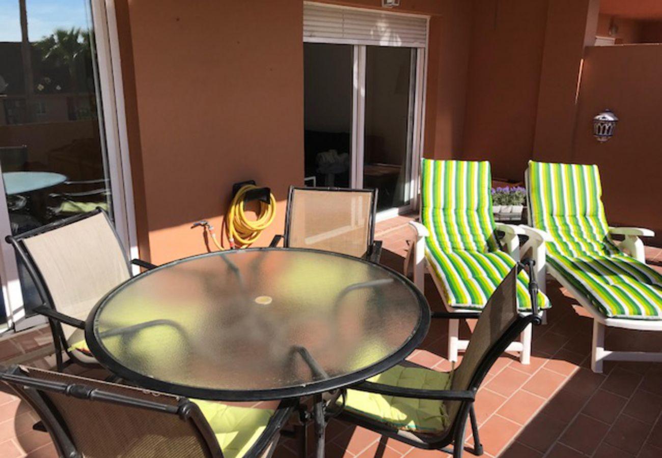 Zapholiday - 2236 - Alquiler de vacaciones apartamento Casares - terraza