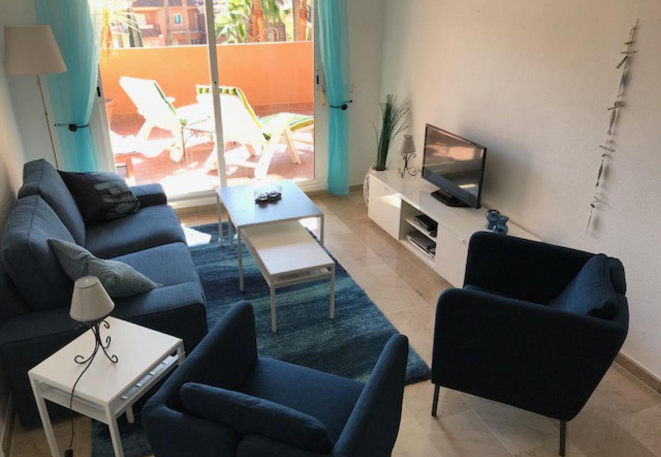 Zapholiday - 2236 - Alquiler de vacaciones apartamento Casares - sala de estar