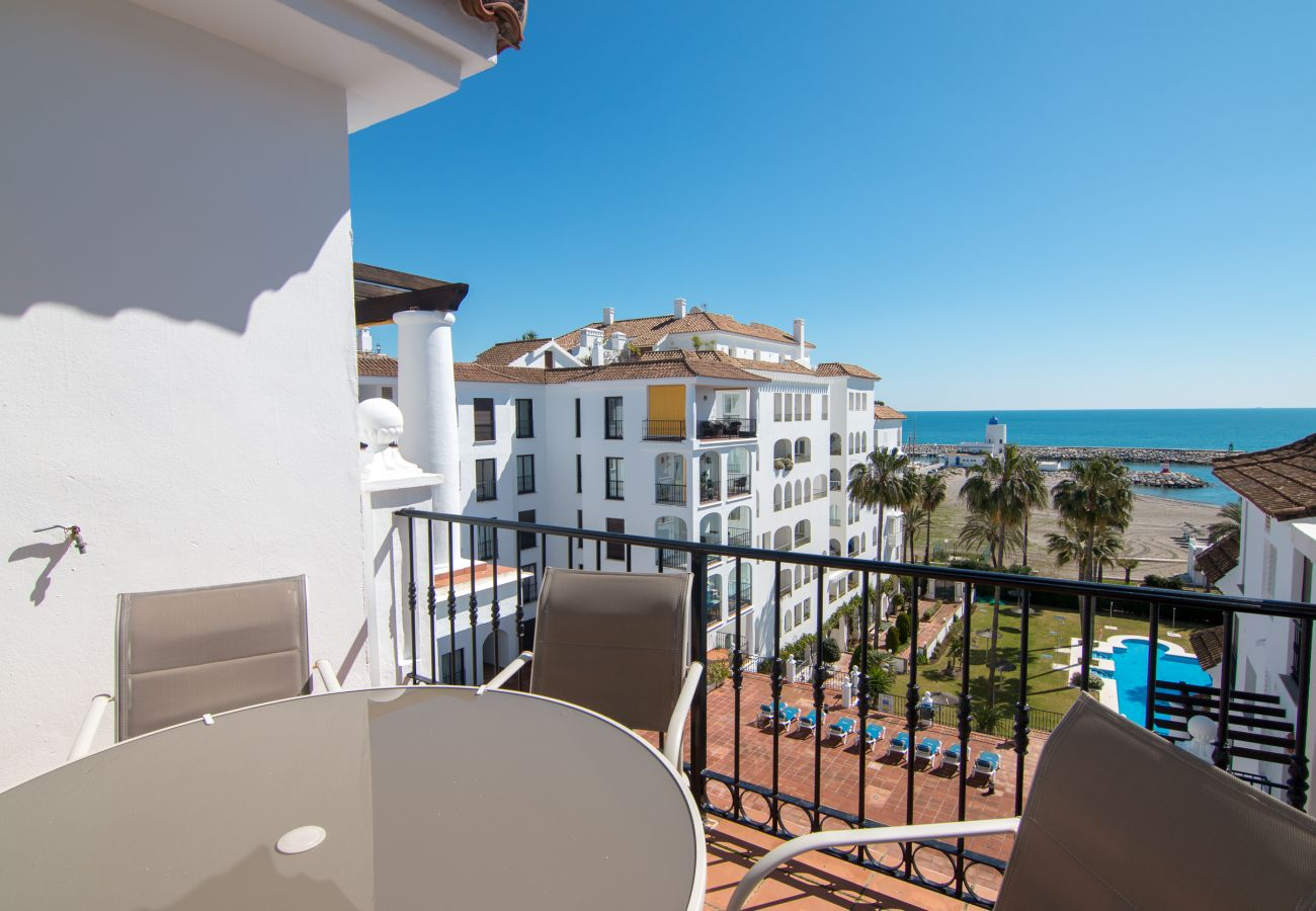 Zapholiday - 2233 - Duquesa apartamento de vacaciones - terraza