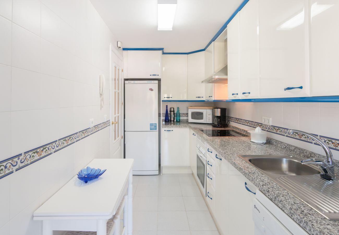Apartamento en Manilva - Marina Real 2233