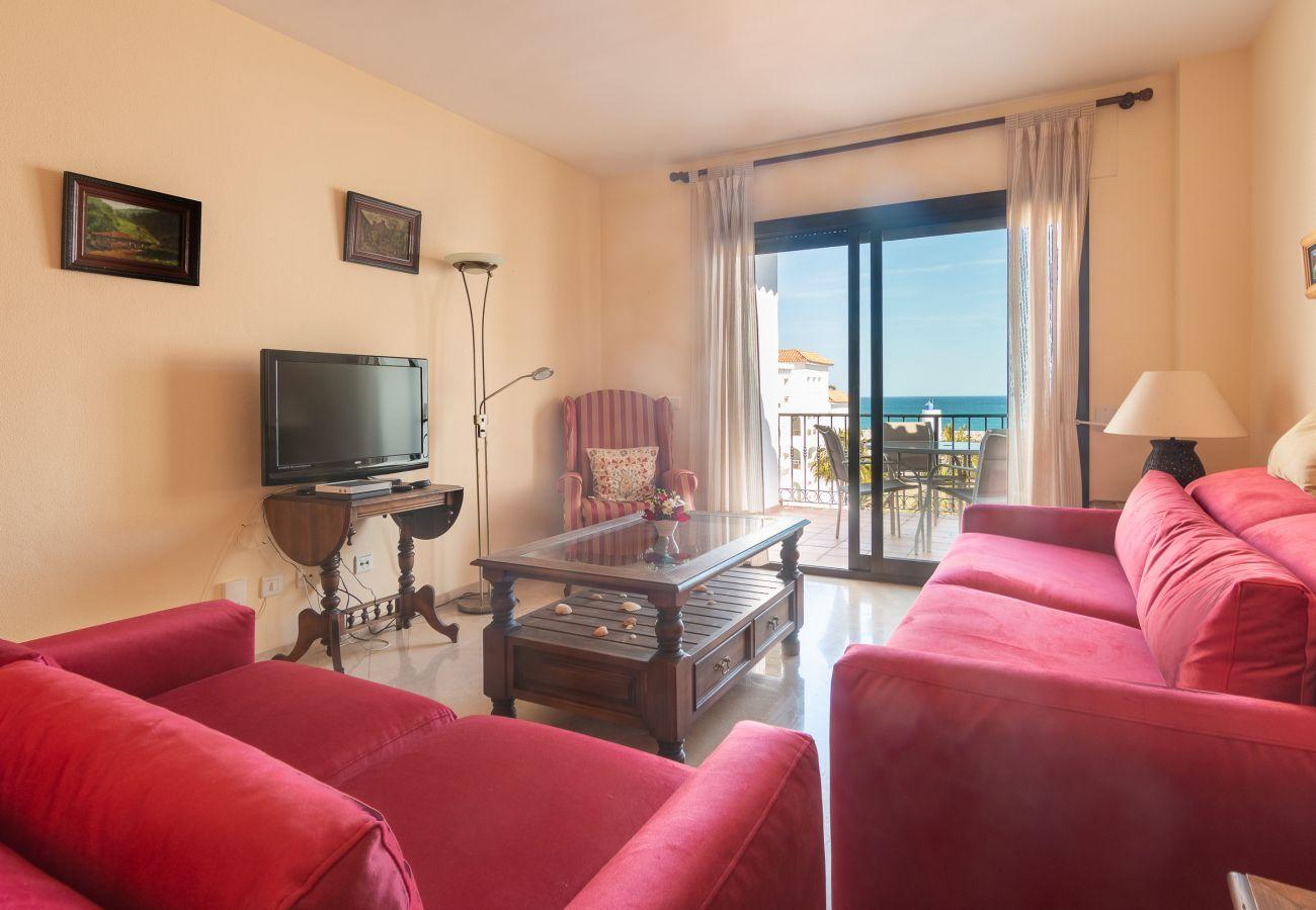 Zapholiday - 2233 - Duquesa apartamento de vacaciones - salon