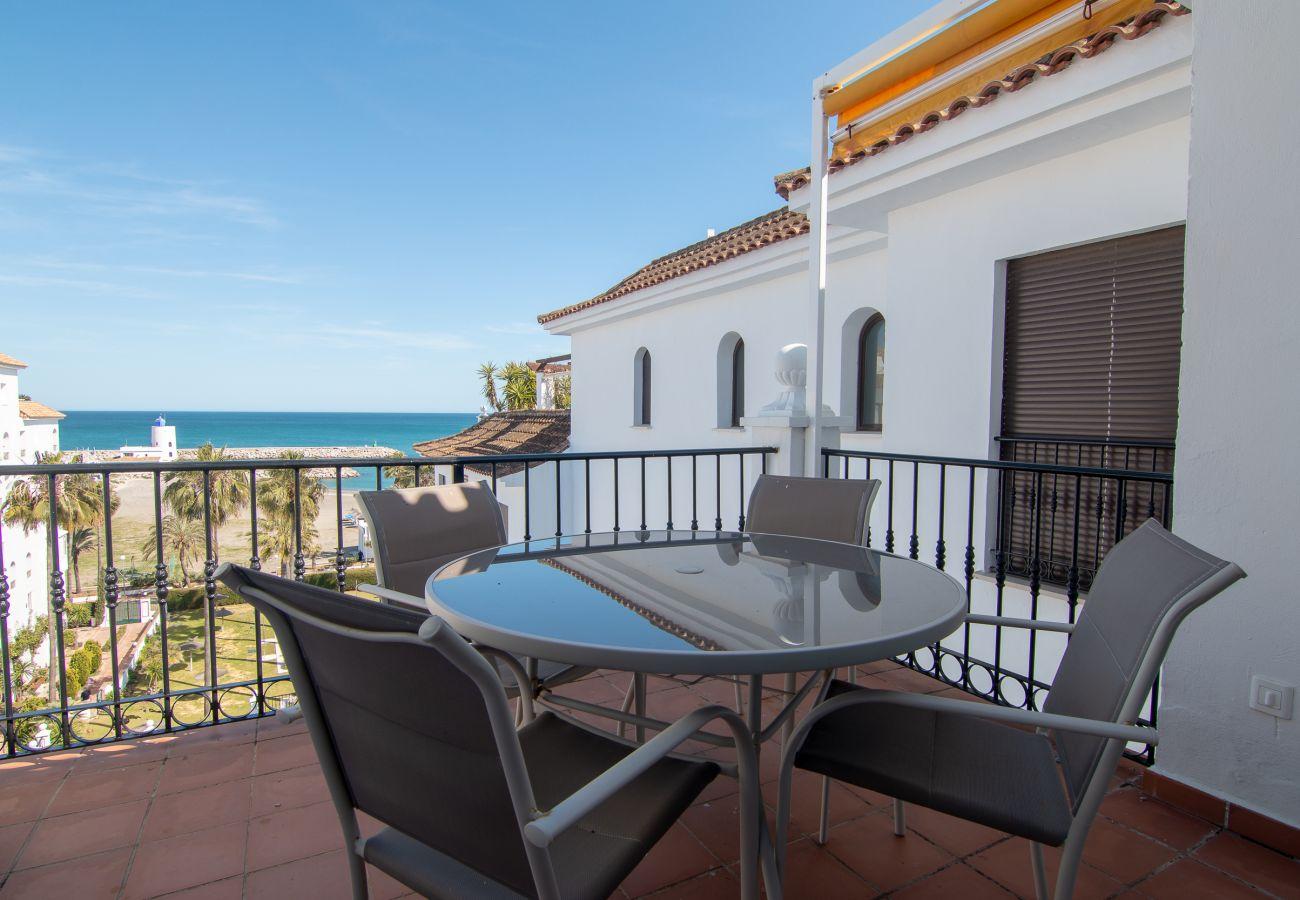 Zapholiday - 2233 - Duquesa apartamento de vacaciones - vista al mar