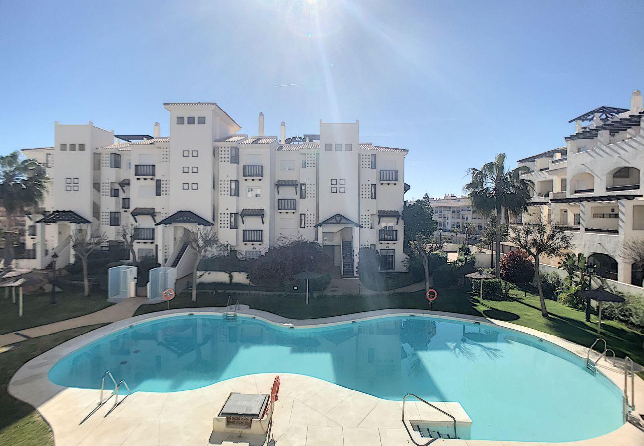 Zapholiday - 2239 - Duquesa apartamento de vacaciones - piscina