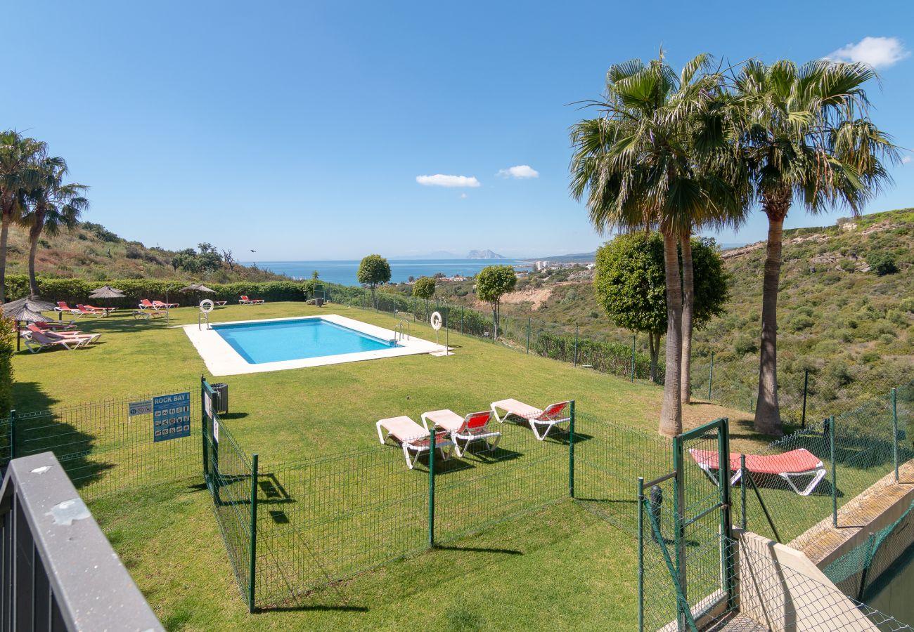Zapholiday - 2244 - Alquiler de vacaciones apartamento - Manilva - piscina