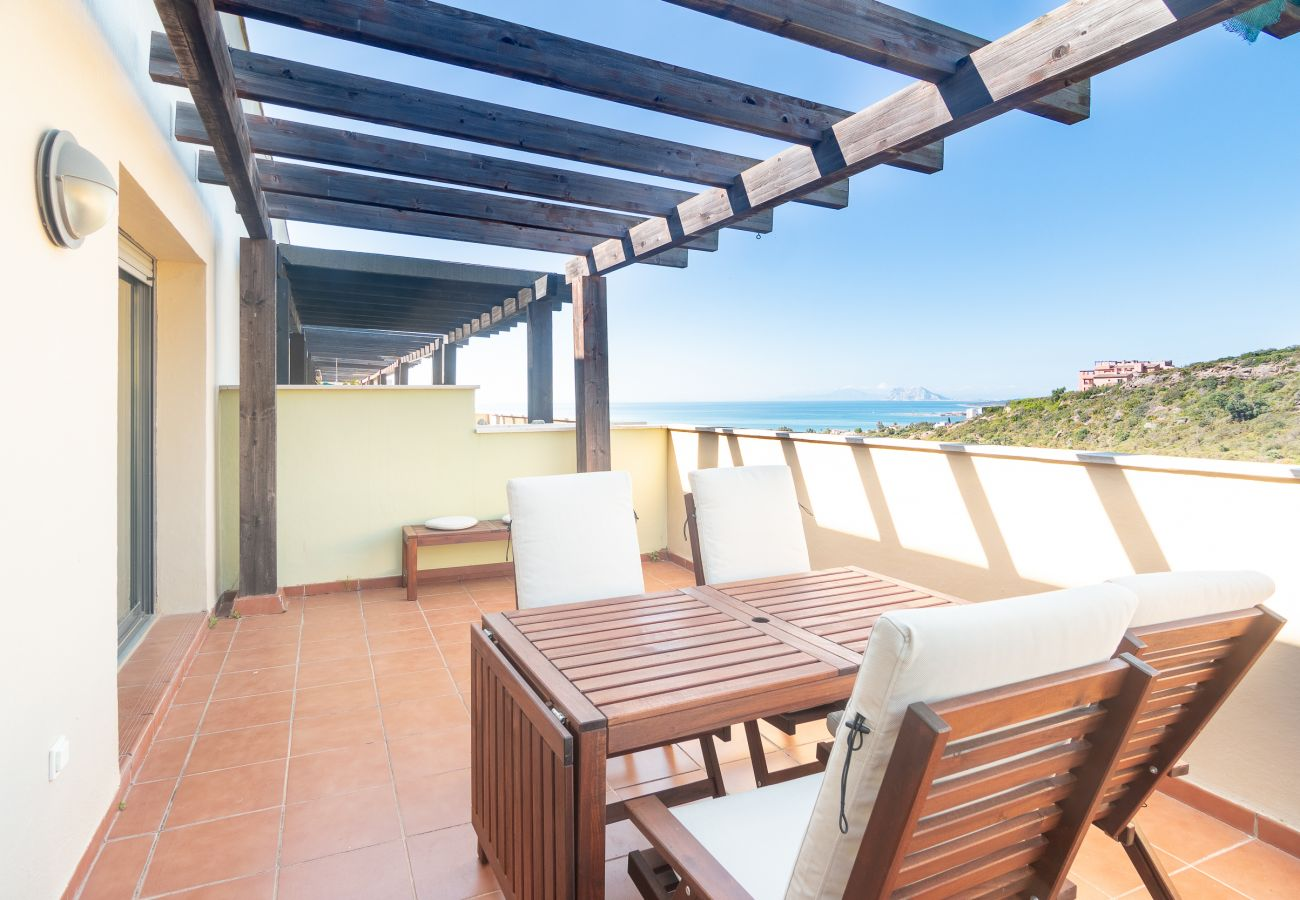 Zapholiday - 2244 - Alquiler de vacaciones apartamento - Manilva - vista mar