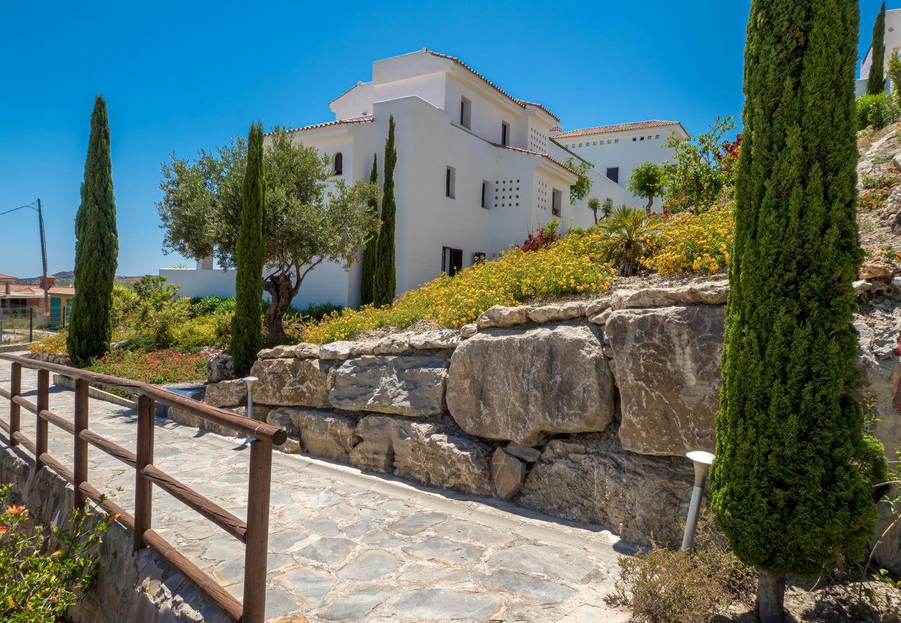 Zapholiday - 2246 - Alquiler de vacaciones apartamento Casares - jardín
