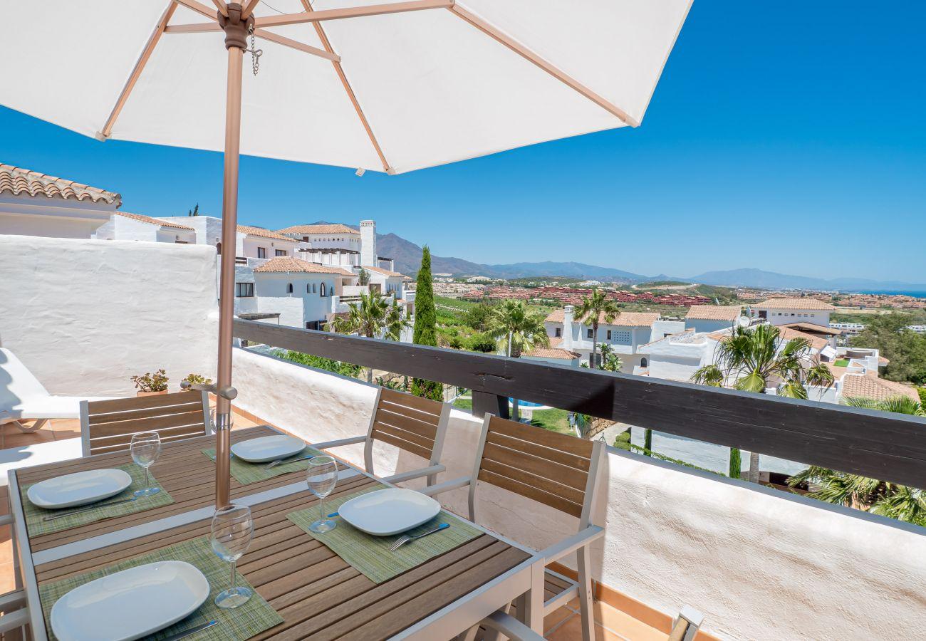 Zapholiday - 2246 - Alquiler de vacaciones apartamento Casares - terraza