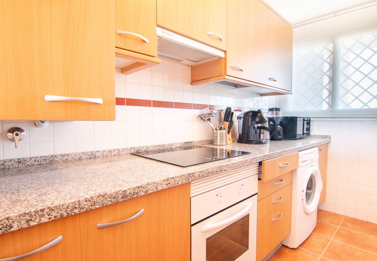 Zapholiday - 2243 - Alquiler de vacaciones apartamento -  cocina