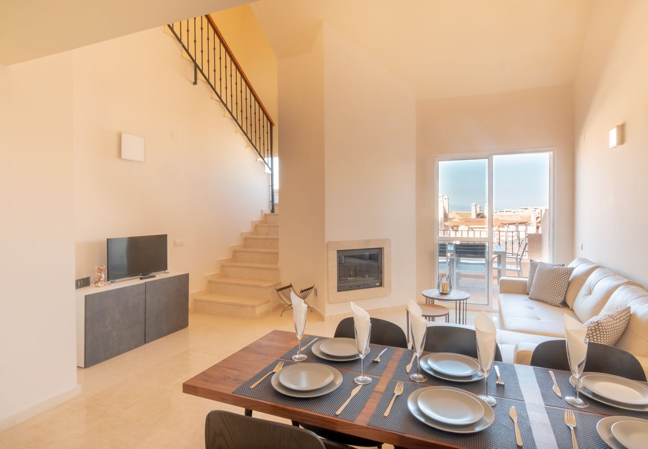 Apartamento en Manilva - Duquesa Fairways 2247