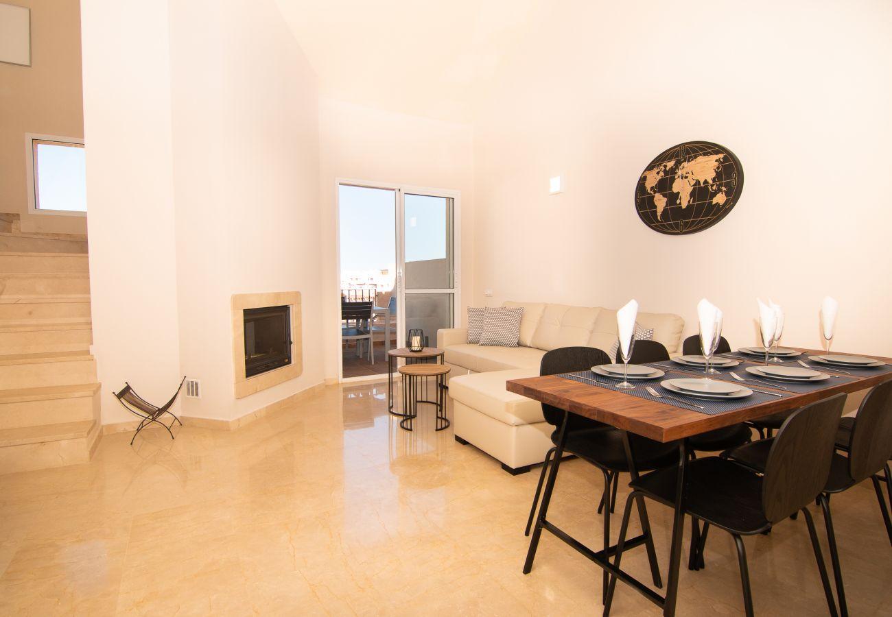 Zapholiday - 2247 - Alquiler de vacaciones apartamento - Manilva - sala de estar