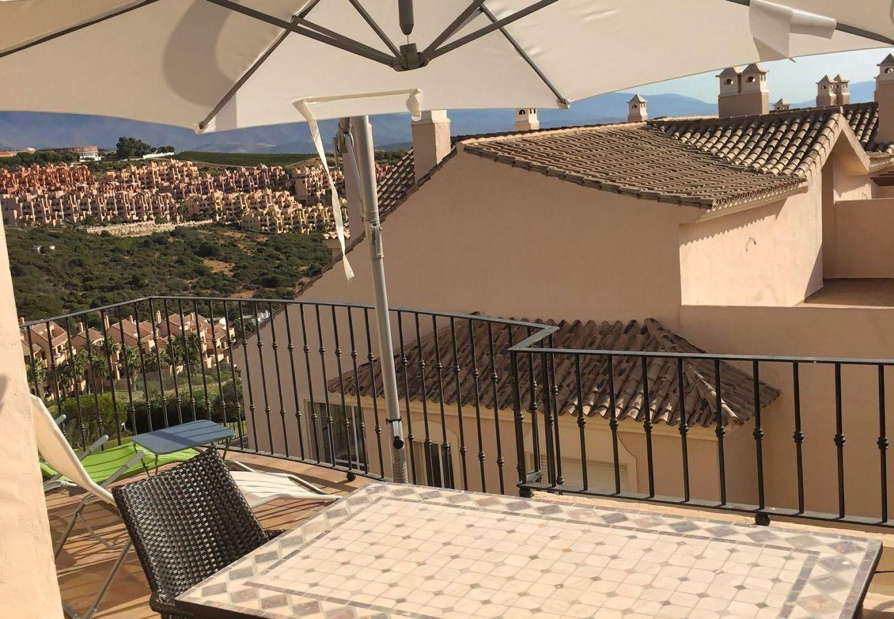 Zapholiday - 2247 - Alquiler de vacaciones apartamento - Manilva - terraza