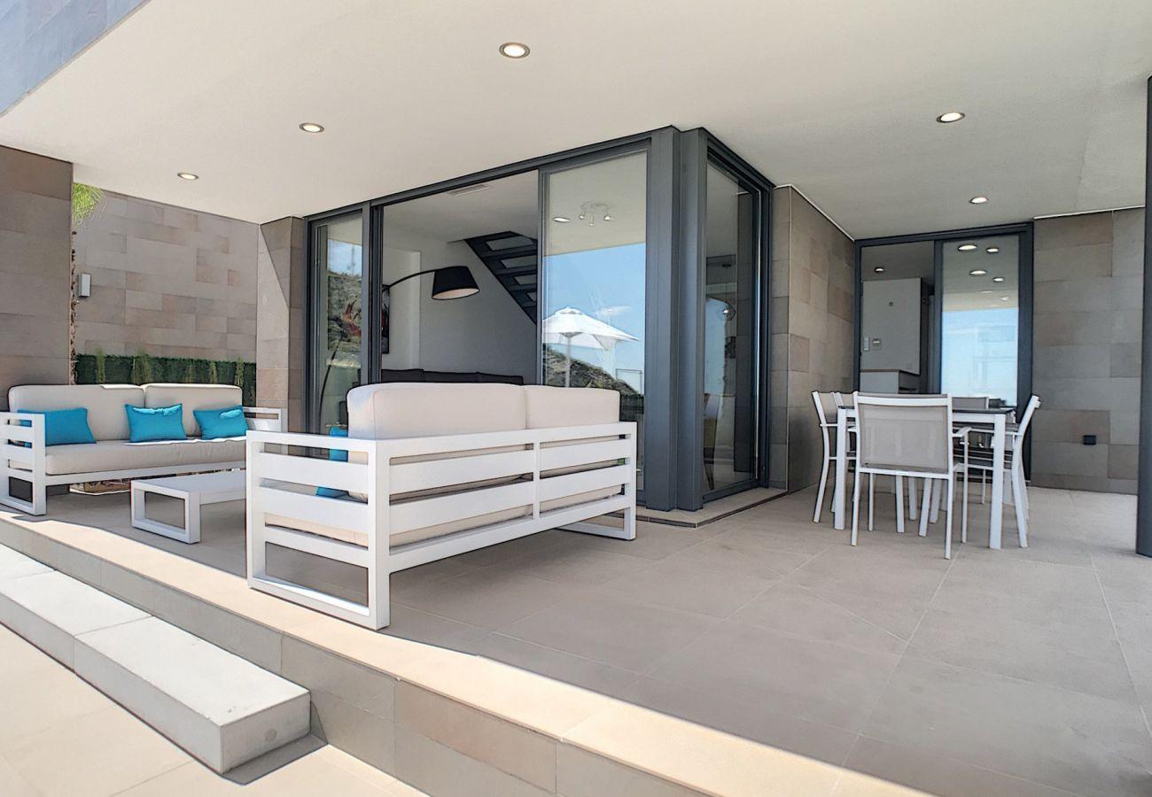Villa en Manilva - Bahia de las Rocas 2254