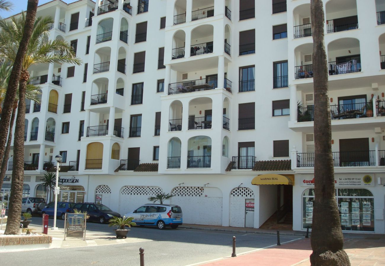 Apartamento en Manilva - Marina Real 2252