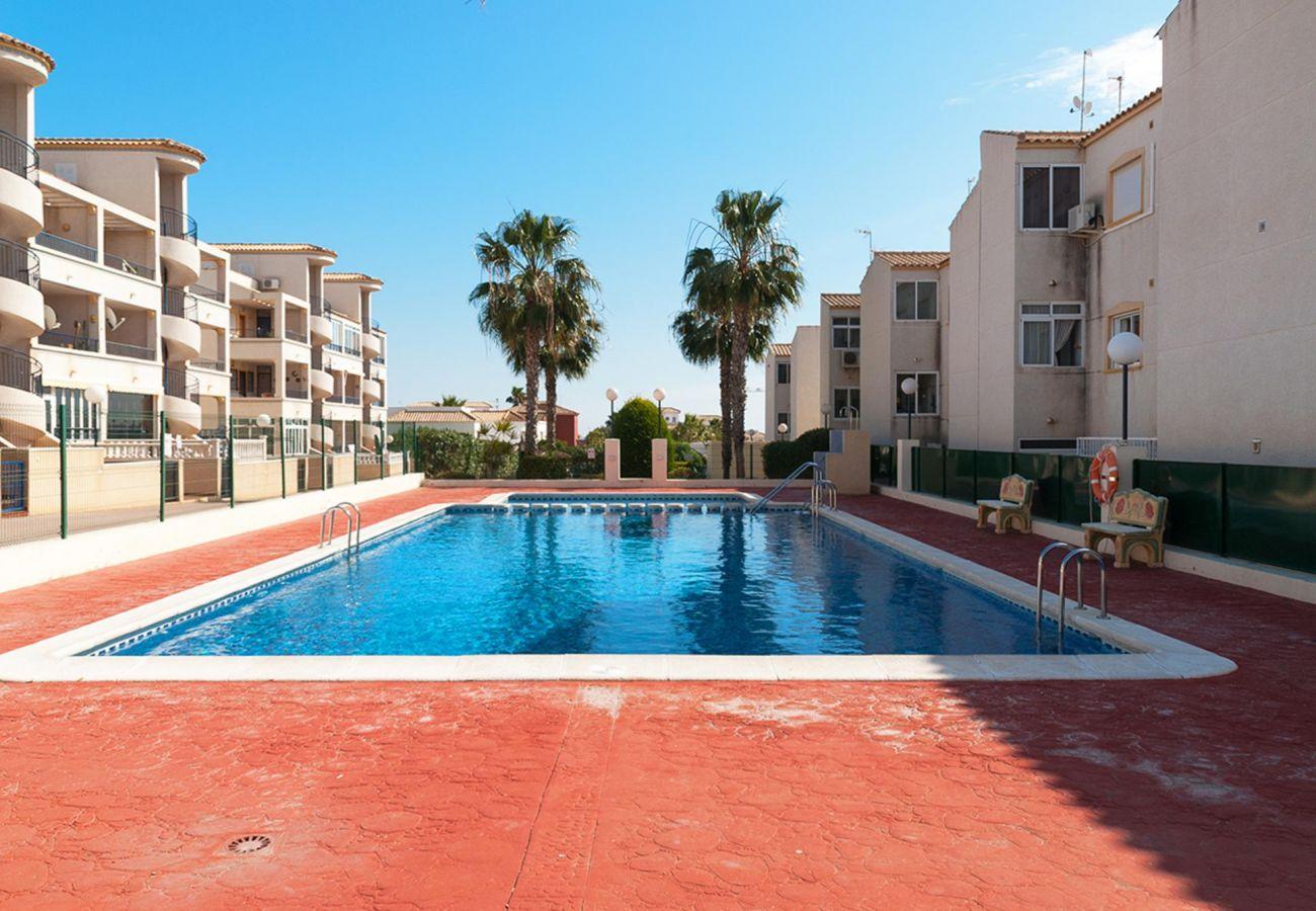 Zapholiday - 3001 - Appartamento Orihuela Costa, Costa Blanca - piscina
