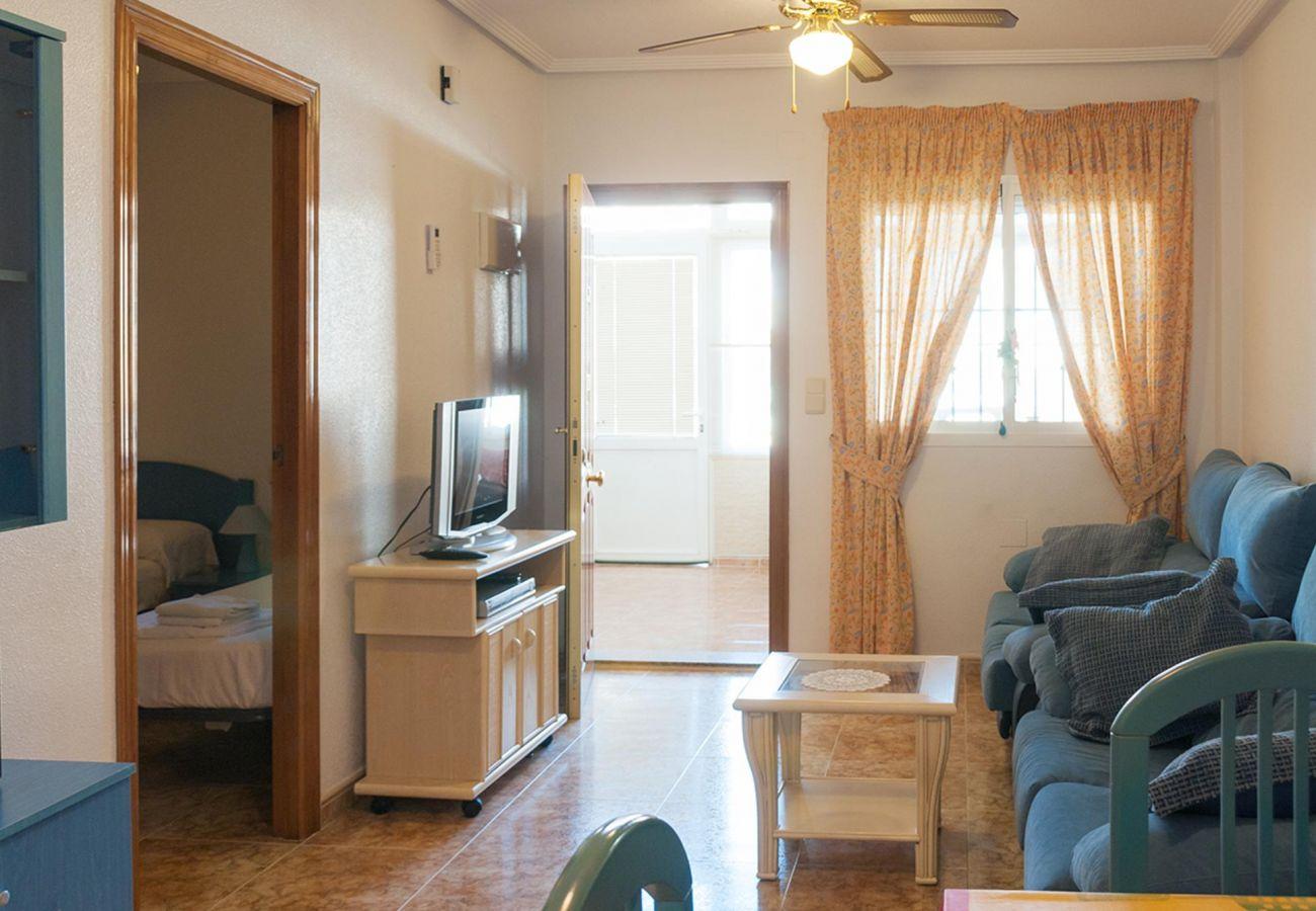 Apartamento en Orihuela Costa - 3001 La Cinuelica 3001