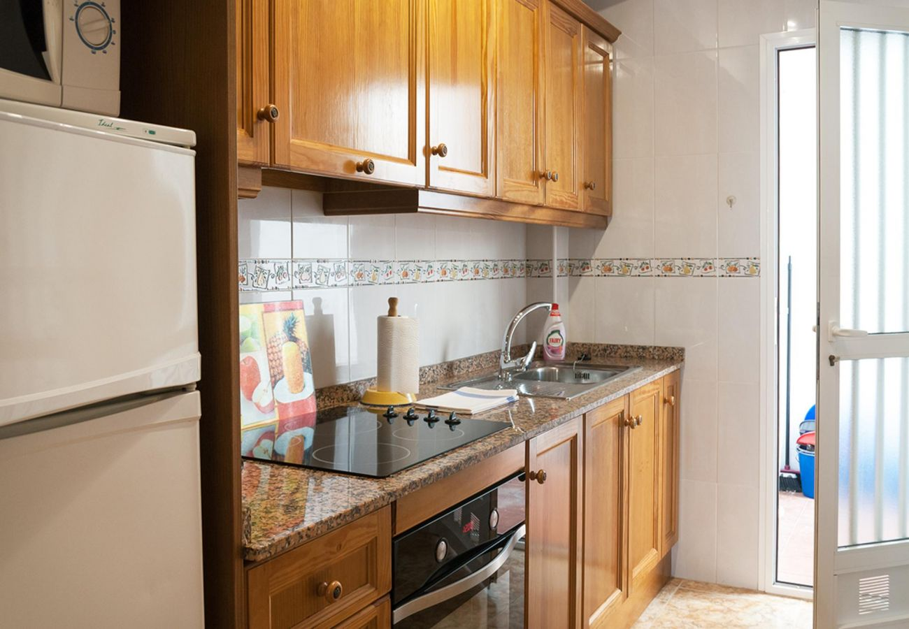 Zapholiday - 3001 - Alquiler de vacaciones apartamento Orihuela Costa - cocina