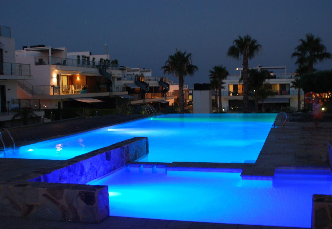 Zapholiday  –  3011  -  Appartamento Orihuela Costa, Costa Blanca  –  piscina